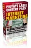 Best Internet Marketing plr info Articles Download