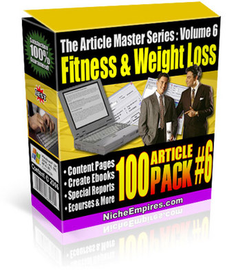 Product picture Best Fitness Vitamins Weight Loss And Skin Care plr Articles